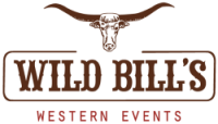 Wild Bills Western Events Logo